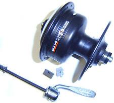 Nabendynamo SHIMANO Sportdynamo HB-NX32 32 Loch schwarz