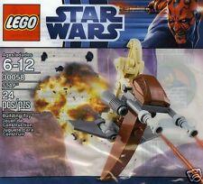 LEGO Star Wars The Clone Wars Droide mit Stap (Braun) 30058