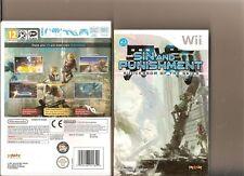 Pecado y castigo 2 sucesor de cielos Nintendo Wii