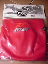 2006 SUZUKI GSXR 600 TANK BRA Red w/R600 Logo SECOND LOOK SPORTBIKE SKINS