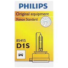 Philips Genuine D1S 85415C1 Xenon HID Upgrade Headlight Bulb, Made in Germany