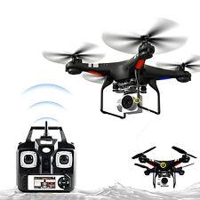 Black Mini 200W SH5 HD Camera 2.4Ghz 6-Axis UAV RTF Quadcopter Drone UFO Gyro RC