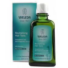 Weleda Revitalising Hair Tonic Rosemary Healthy Scalp Strengthens (100ml)