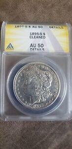 ***Ultra Rare 1895s Morgan Dollar AU***
