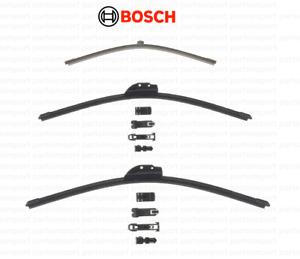 Wiper Blade Set (Rear + Left + Right) BOPSCH for Porsche PANAMERA