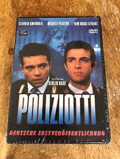 Poliziotti - Das Ehrenwort eines Mafiosi [DVD] Erstauflage, Italo, Mafia, ovp