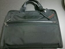 TUMI DESIGNER MESSENGER/LAPTOP/BRIEF BAG