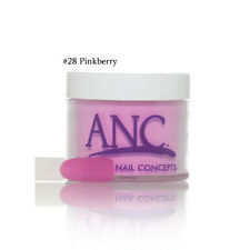 ANC Nail Color Dipping Powder #28 Pinkberry 2oz