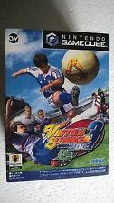 NINTENDO GAMECUBE GAME CUBE VIRTUA STRIKER 3 VER.2002 JAPAN VERSION JAP