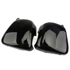 Gloss Black Side Fairing Battery Cover For Triumph Bonnevil T100 Scrambler 01-15