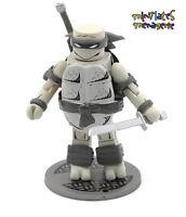 TMNT Teenage Mutant Ninja Turtles Minimates Mirage SDCC B&W Leonardo