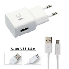 Cargador + Cable Micro USB Para Samsung Galaxy S6 S7 J3 J4 J5 J6 J7 J8 A10 Mejor