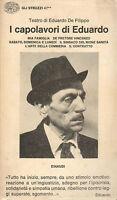 The Masterpieces Of Eduardo VOLUME Secondo - Einaudi 1973