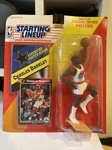 1992 STARTING LINEUP - SLU - NBA - CHARLES BARKLEY - PHILADELPHIA 76ERS