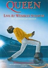 QUEEN - Live at Wembley 25th Anniversary [2-DVD SET] - NEW / SEALED