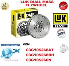FOR 03G105266AT 03G105266BH 03G105266N ORIGINAL LUK DMF NEW DUAL MASS FLYWHEEL
