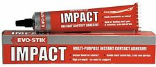 Evo-Stik Instant Contact Adhesive Impact Multi-Purpose 30g Glue Super Non-Porous