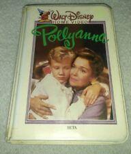 Pollyanna - Walt Disney Home Video (Beta, 1960 betamax vintage