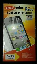Iphone 5 screen protector(2 units)