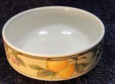 "Mikasa Garden Harvest Intaglio Fruit Berry Bowl CAC29 5"" EXCELLENT!"