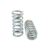 ST Suspensions 68520 Set of 2 Front Heavy Duty Sport Springs for Capri/Mustang