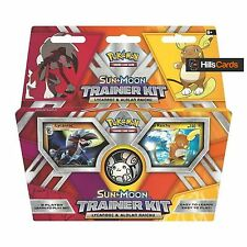Pokemon TCG: Sun & Moon Trainer Kit: Lycanroc & Alolan Raichu - 2x 30 Card Decks