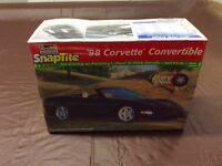 Revell Monogram Snaptite 1998 Chevy Corvette Convertible 1/25 Scale Model Kit