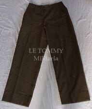 Pantalon moutarde Trousers Field Wool US après-guerre Corée USA américain Korean