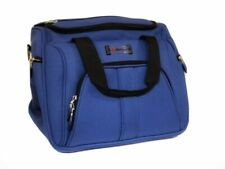 Delsey Blue Carry On Bag Pre-owned Excellent Condition