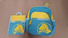Crocs Unisex Duke Neon Backpack School Travel