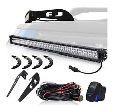 52 inch straight LED Light Bar for TOYOTA FJ CRUISER 2007-2014