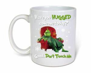 Grinch XMAS 2020 funny Novelty 11oz Coffee Mug