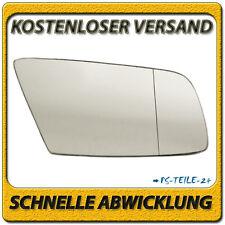 Spiegelglas für BMW 5er E60 E61 2003-2010 rechts Beifahrerseite asphärisch
