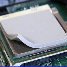 100x100x2mm Silicone Pad GPU CPU Heatsink Cooling Thermal Conductive Pads