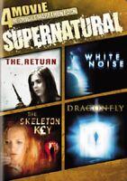 4 Movie Supernatural Midnight Marathon Pack (DVD, 2014) Ships within 12 hours!!!