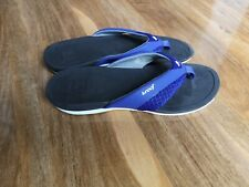 Reef womens slip on thong Flip flop slippers, size 4 UK / 36 EU BARGAIN