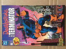 Deathstroke The Terminator 1-7 9-11 14-23 DC 20 Book Lot Batman Nightwing 15