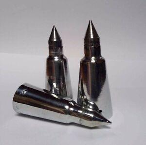 17mm ALPINE SPIKE FERRULE for WALKING / HIKING STICKS choice of pack size