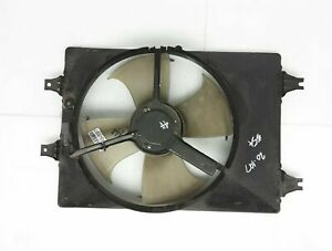 03 04 05 06 Acura Mdx Ac Condenser Cooling Fan Motor Shroud 38611-P8f-A01