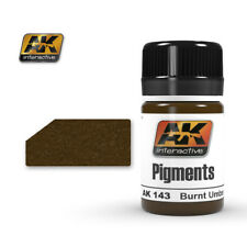 AK PIGMENT COLORS - BURNT UMBER 35ml