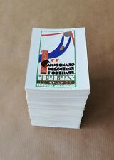 panini México 86 complete sticker set 1986 World Cup cromos + album empty
