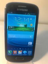 Samsung Galaxy S III Mini GT-I8190N Grey (Unlocked) Smartphone With Screen Crack