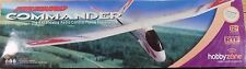 "Hobbyzone Firebird Commander Airplane HBZ2500 Z1 42"" Wingspan NIB"