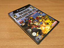 SUPER SMASH BROS. MELEE GAME CUBE GAMECUBE WII NUOVO SIGILLATO  SEALED RED STRIP