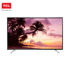 "Tcl Latest QUHD 65inc 65"" 4k Smart Tv Netflix Youtube HDR Tax Inv Wrnty Rp$2050"