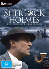 Sherlock Holmes - The Complete Collection (Jeremy Brett) DVD R4 Brand New!!!