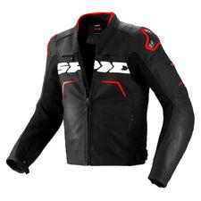 Blousons imperméables noirs en nylon pour motocyclette