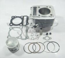 Upgraded Big Bore Cylinder Barrel and Piston Kit for Suzuki GS GN 125 - 150 cc