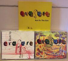Erasure - Run To The Sun (2x CD Single Box Set)