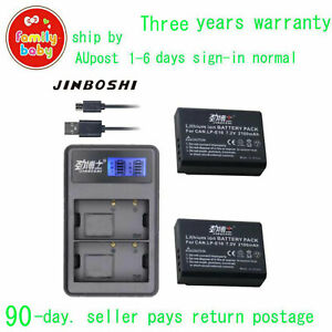 LP-E10 LPE10 Battery+LCD Charger For 1200D Kiss X50 Rebel T3 1100D camera AUship